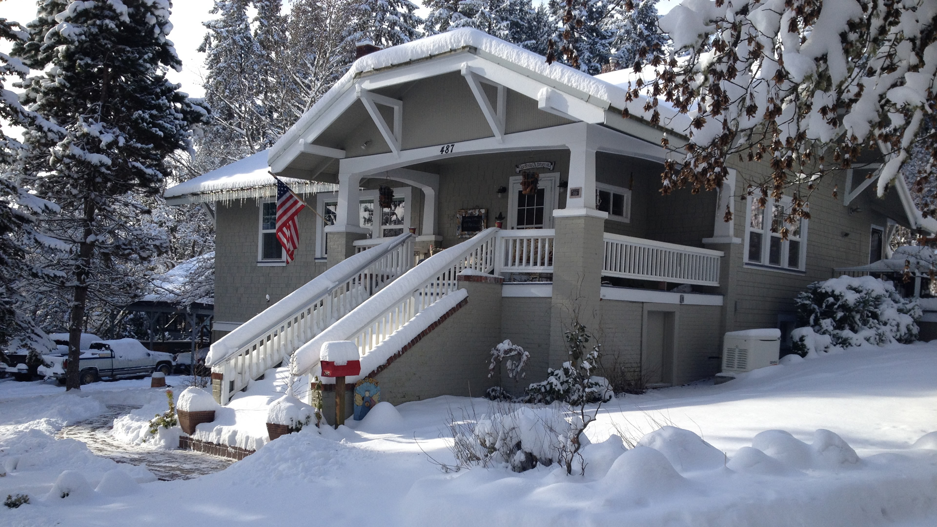 The Carpenter's Guest House